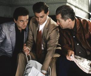 Joe Pesci, Ray Liotta y Robert de Niro en 'Uno de los nuestros'