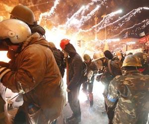 Ucrania, la desestabilización y el factor económico