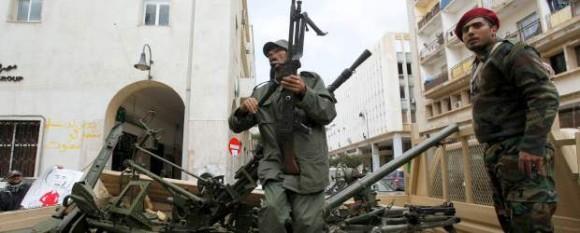 violencia libia 1