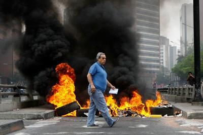 violencia venezuela