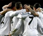 Real Madrid victoria