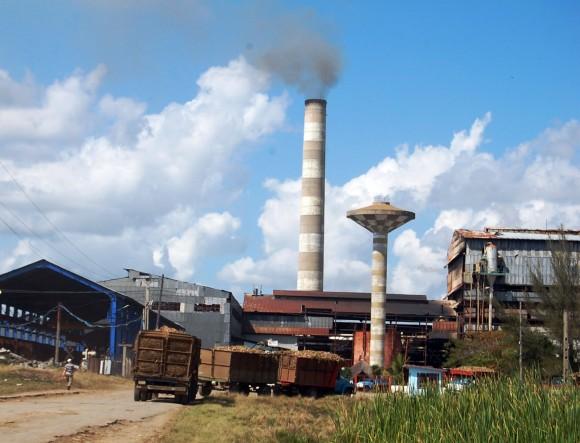 Central 5 de Septiembre, en Cienfuegos,  será uno de los ingenios con bioeléctrica en el país..