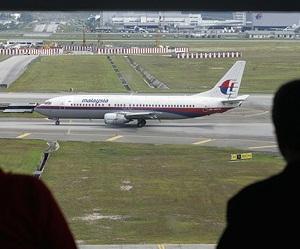 avión secuestrado