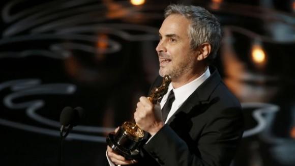 Alfonso Cuarón se llevó el premio a Mejor Director en los Oscar 2014. (Reuters)