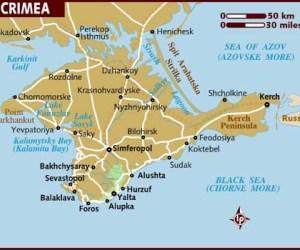 Crimea define en referéndum si mantiene autonomía o se adhiere a Rusia