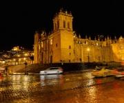 8 Vista nocturna de la Catedral. Foto: Alex Castro.