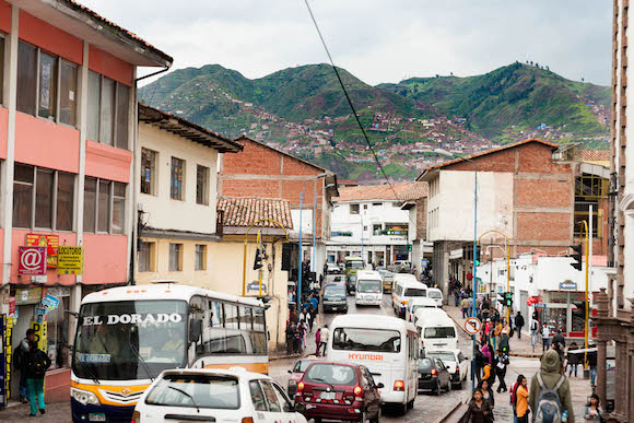 6 Calles de la ciudad. Foto: Alex Castro.