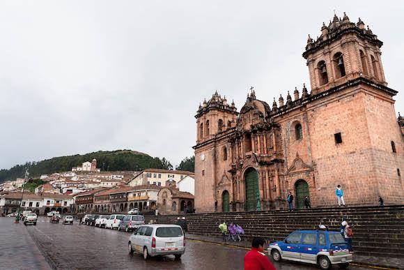 2 Catedral del Cusco. Foto: Alex Castro.
