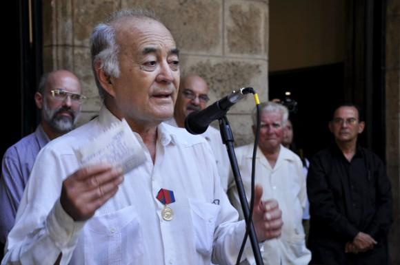 Ernesto Carmona, Presidente de la FELAP