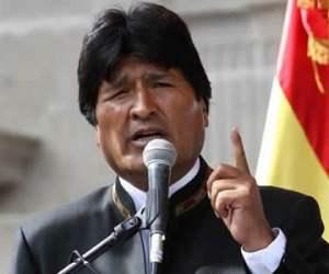 Promete Evo Morales defender legado histórico de antepasados