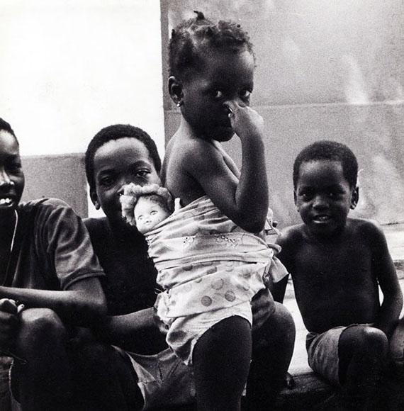 Foto tomada por Ismael González en Angola.