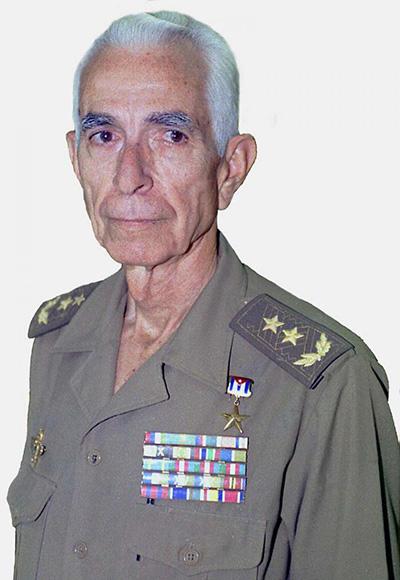 General de División Enrique Carreras Rolás