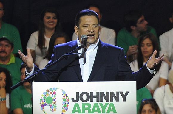 El ex candidato afirmó que percibió el sentimiento de los costarricenses y una voluntad inclinada por el relevo de partido en el gobierno de la República. Foto:AP (Archivo).