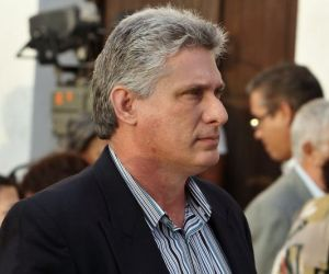 Elogia primer vicepresidente cubano soluciones expuestas en feria Cubaindustria