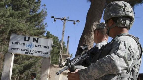 La ONU prorroga su misión en Afganistán