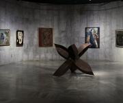 Panorámica de la exhibición