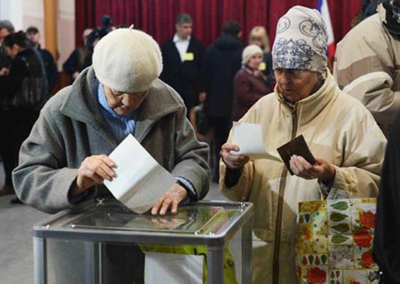 Referendo en Crimea