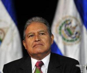 Salvador-Sánchez Cerén.