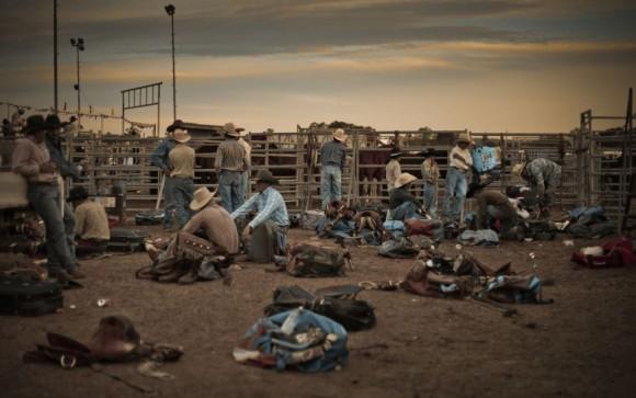 La fotógrafa Valerie Prudon triunfó en la sección Arte y Cultura con esta imagen de un rodeo. La foto fue tomada en Branxton, Australia, en octubre de 2013.