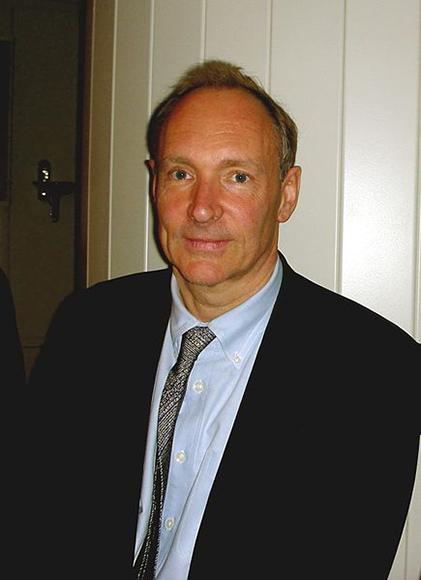 Tim Berners Lee en un foto de abril de 2009.