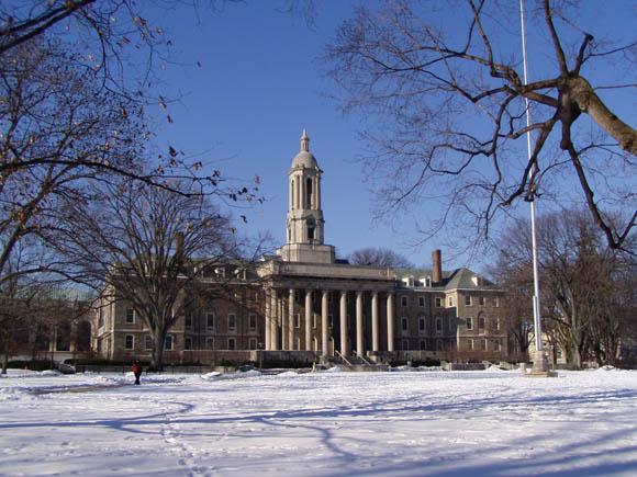 Universidad Estatal de Pensilvania. Foto: Tomada de es.wikipedia.org.