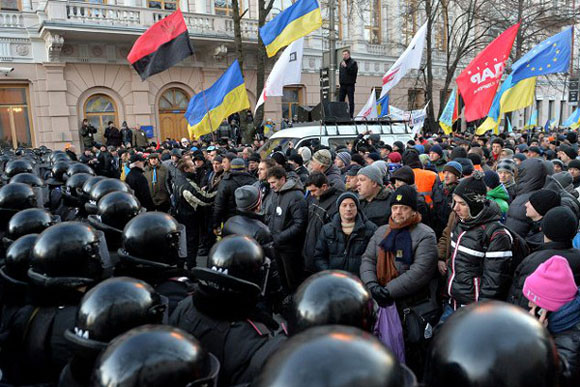 Lo que no se está diciendo sobre Ucrania