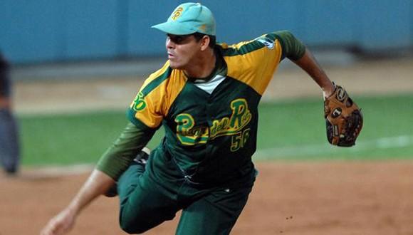 Yosvani Torres, el Más Valioso de la 53 serie Nacional de Béisbol
