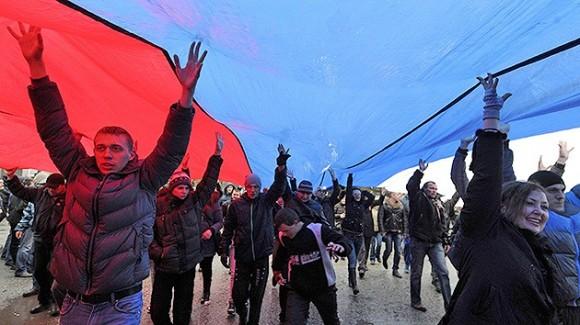 Manifestación Ucrania