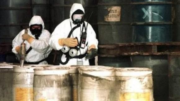Siria busca completar la retirada de todo el material químico antes de finales de 2014. Foto: aporrea.org