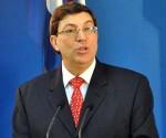 CUBA-LA HABANA-CONFERENCIA DE PRENSA-BRUNO RODRIGUEZ PARRILLA