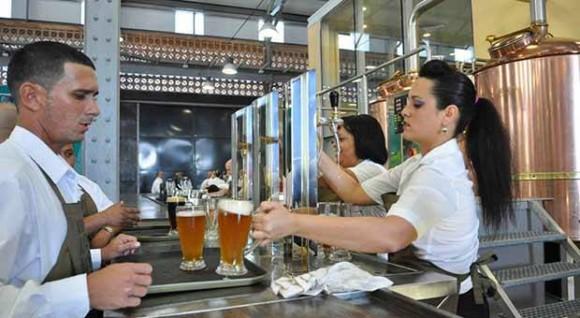 cervecería habana vieja