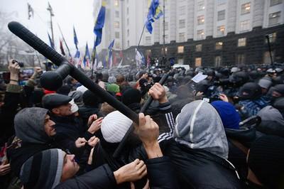 Kiev protestas