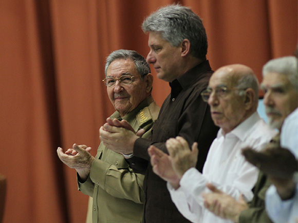 Preside Raúl Castro Asamblea Nacional. Foto: Ismael Francisco/Cubadebate.