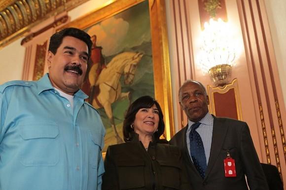 Entrevista CNN a Nicolás Maduro