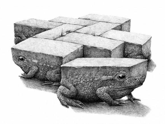 Dibujo: Redmer Hoekstra.