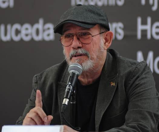 Silvio Rodríguez en México. Foto: Juan Ramos.