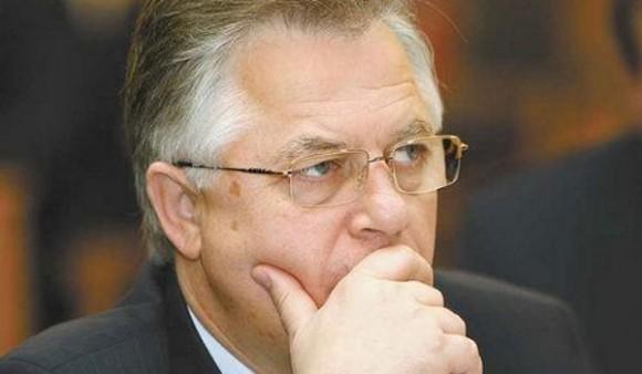 Petro Symonenko, Secretario General del Partido Comunista de Ucrania.