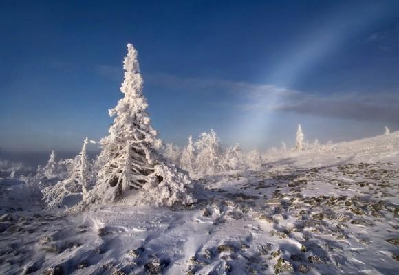"""Los que han visitado este lugar aseguran que """"la belleza es capaz de compensar el enorme frío"""". Foto:"""