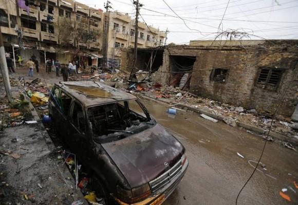 violencia iraq