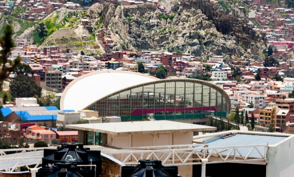 Piscina Olímpica del Municipio de Alto Obrajes