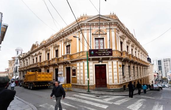 Palacio del Gobierno Departamental de La Paz