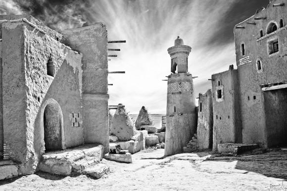 La Antigua ciudad tártara de Sarái Batú, ahora situada en la región rusa de Astracán