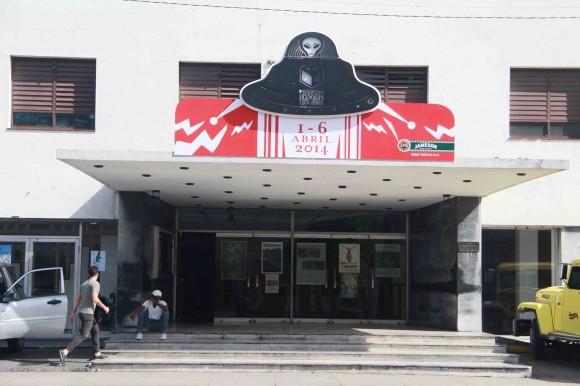 Cinemateca de Cuba.