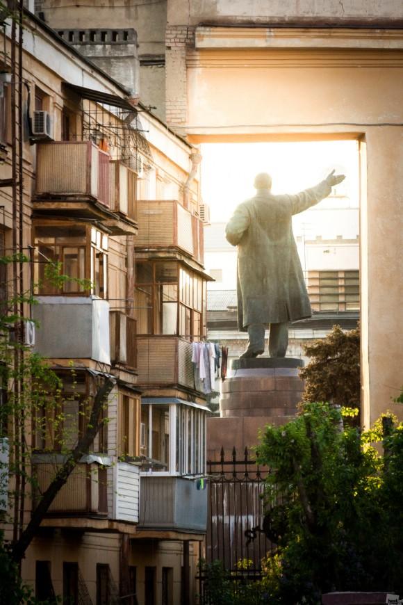 Recuerdos de Lenin, Volgogrado