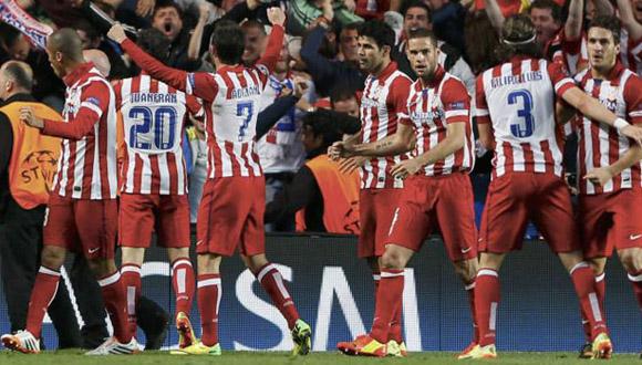Atlético de Madrid A