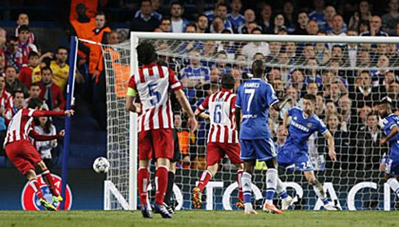 Atlético de Madrid -Chelsea A