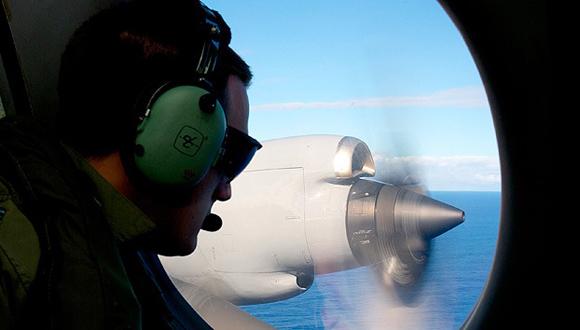 Búsqueda del MH370 A