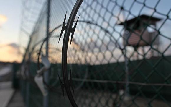 Base Naval que mantiene ilegalmente EEUU en Guantánamo, Cuba.