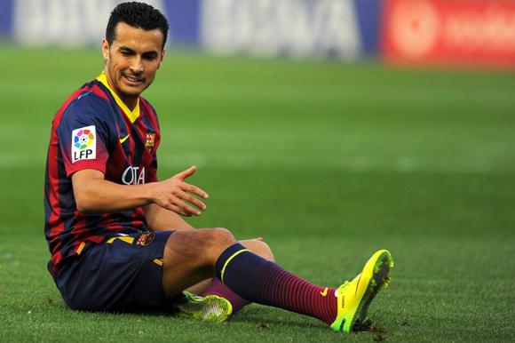 Pedro. Foto: AFP