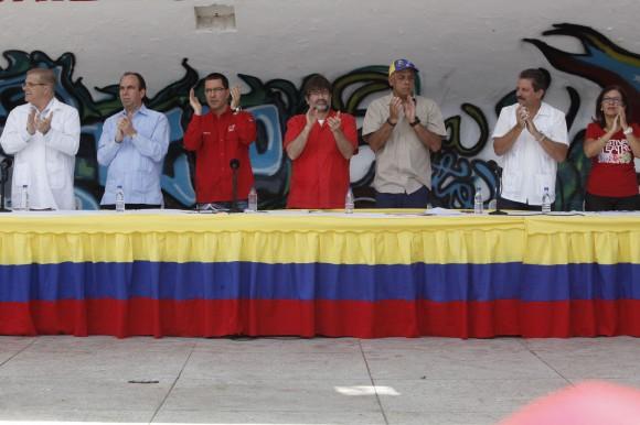 11no Aniversario de la Misión Barrio Adentro